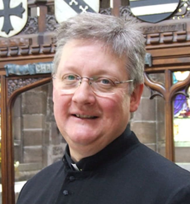 Rev'd Canon Andrew Holliday
