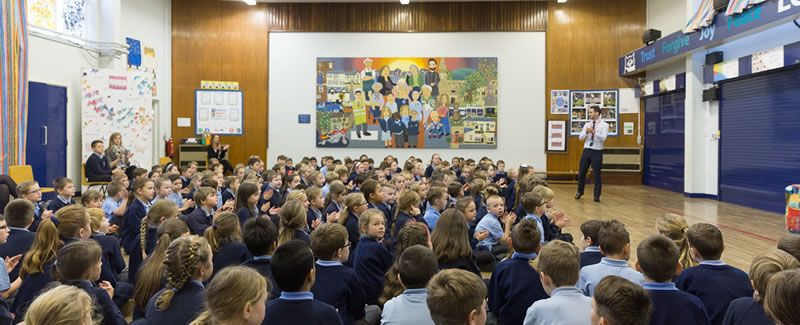 St. Wilfrid's 2016-2017 Events and Enrichment Opportunities